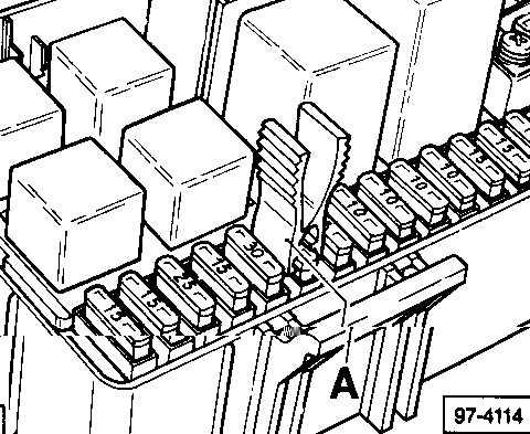 2110 электросхема инжектор