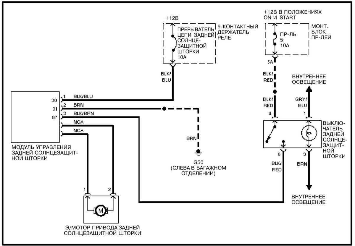 схема управления кондиционером ауди 80 б4 авант