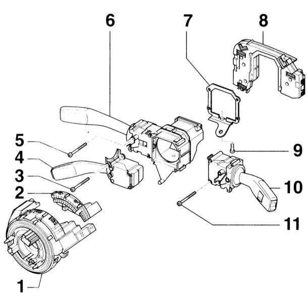 8 — Блок управления рулевой