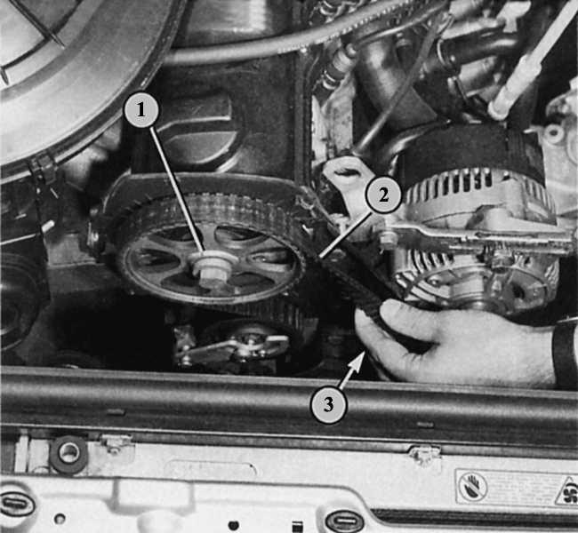 как натянуть ремень грм на audi a 6 c 4 2.0 i 94 года двигатель abk