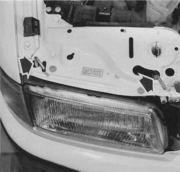 как отрегулировать свет в фольксваген пассат 1991