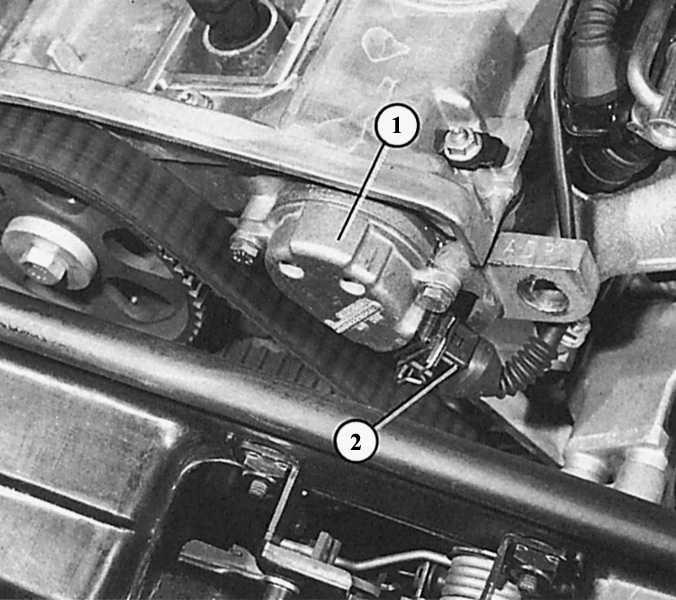 В четырехцилиндровом двигателе