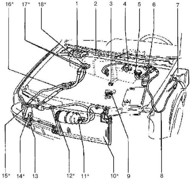 системы охлаждения (J293)