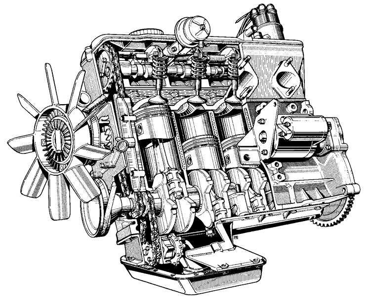 Двигатель 1,6 литра
