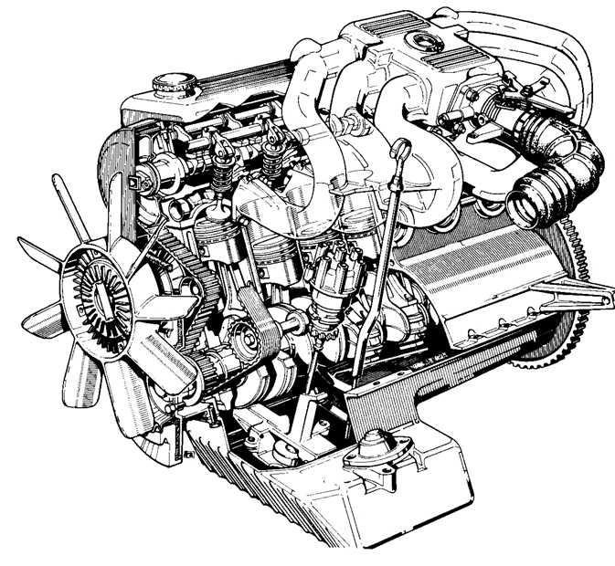 Мазда 626 схема двигателя фото 642