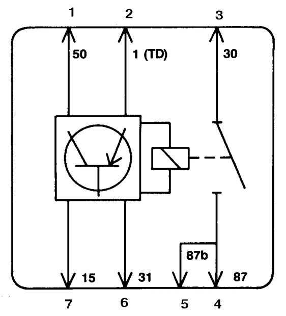 3. Соедините батарею с массой, перемкните выводы на реле насоса, включите зажигание и считайте.