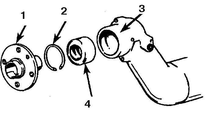 Замена подшипника задней ступицы на опель омега