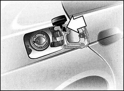 клапанная крышка на BMW 5 e39