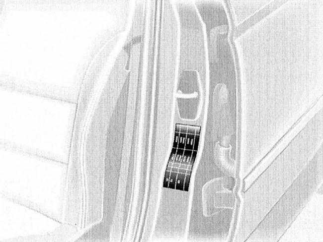 не открывается двери с ключа на BMW e46