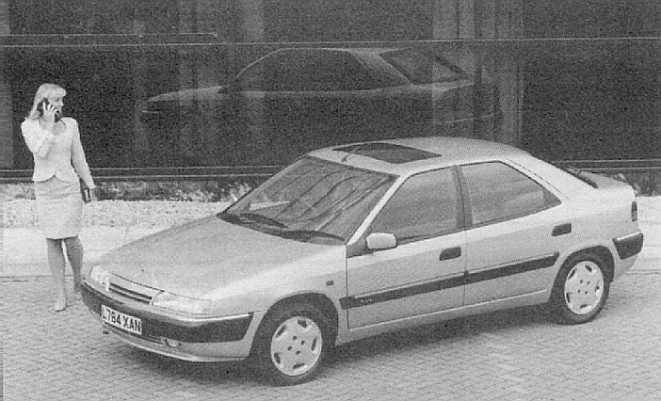 Введение Автомобили Citroёn Xantia - аннотация Автомобили группы Citroёn Xantia впервые были представлен на рынке...