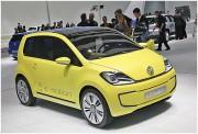 Электрический концепт-кар от Volkswagen представлен во Франкфурте