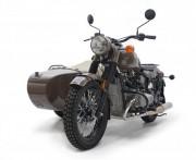Российский мотоцикл Урал признан одним из лучших в США