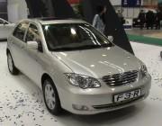 В России стартовали продажи китайского хэтчбека BYD F3-R