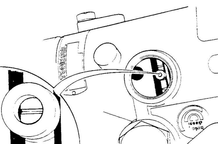 ford scorpio дизель метки первого цилиндра