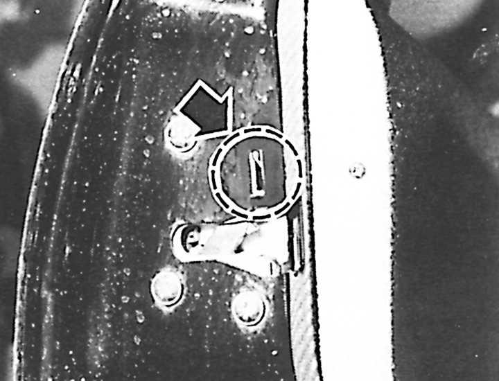 Автоматическое открытие и закрытие задней дверей