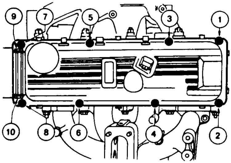 mazda 626 дизель установка зазоров клапанов
