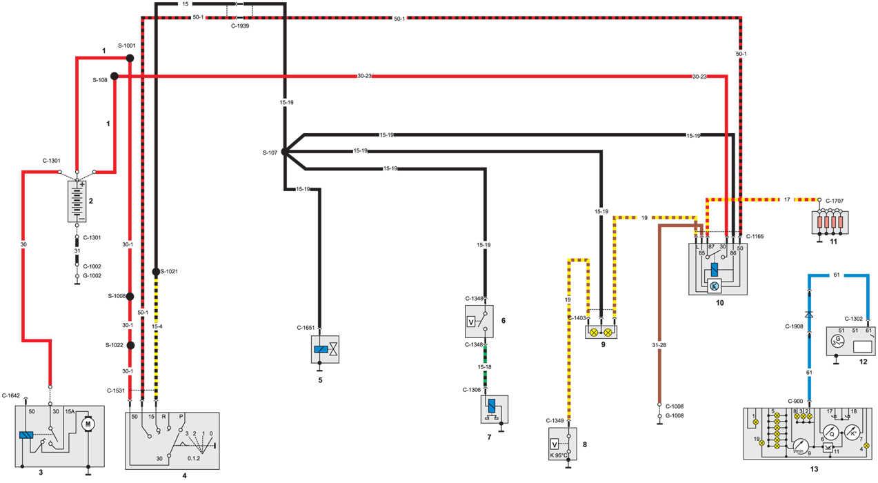схема клинового ремня на пежо 406