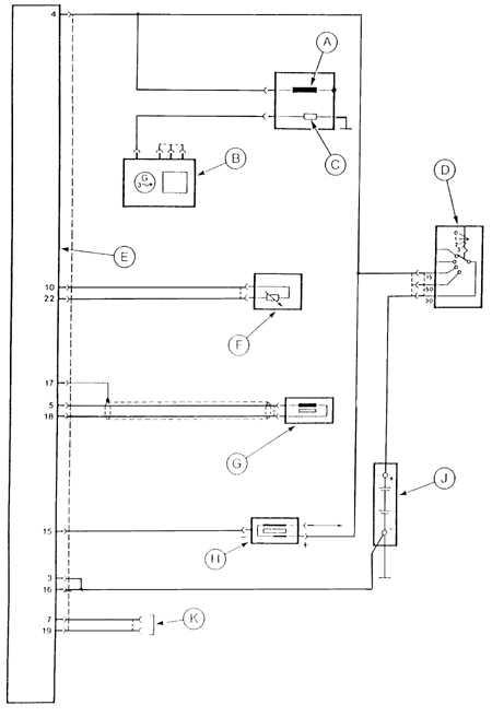 А – электромагнитный клапан