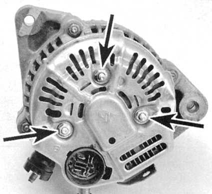 генератор на honda civic 1992 года