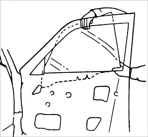 задняя дверь киа рио фото