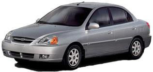 киа рио 2000 года седан фото