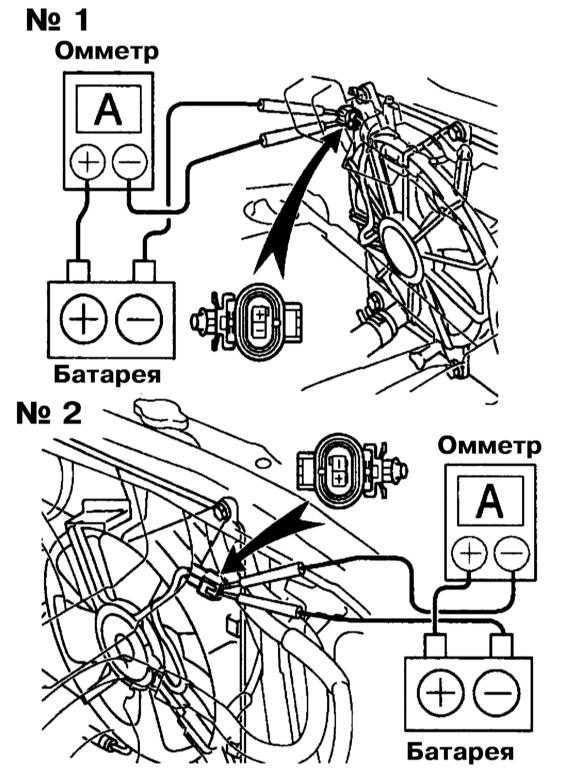 разъёмы электропроводки