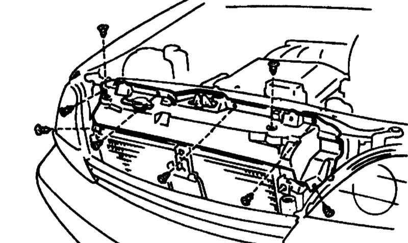 1993 Lexu Rx300