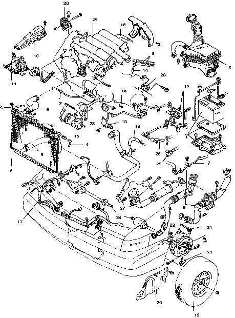 тормозной системы