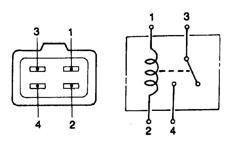 Схема реле обогревателя