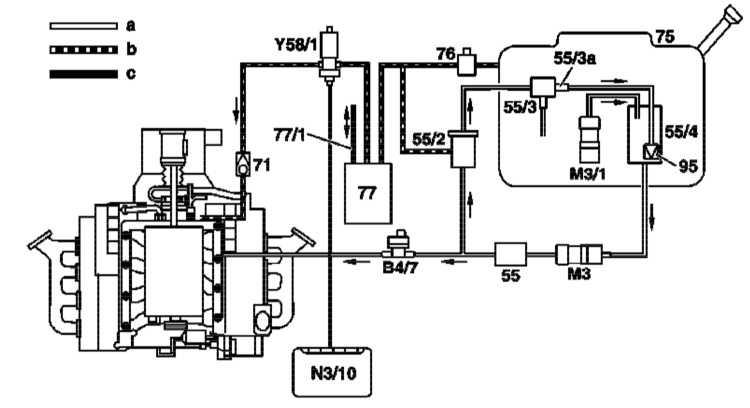 55 — Топливный фильтр