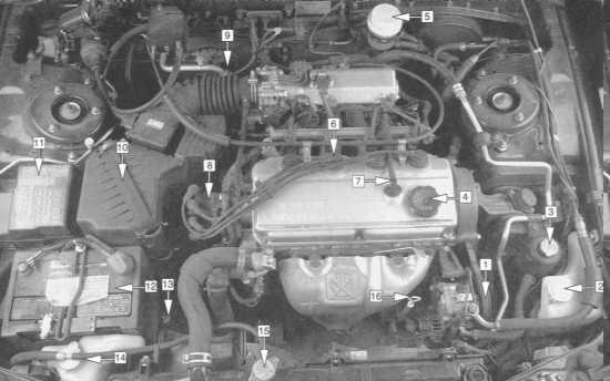митсубиси галант 1989 устройства и ремонт фото