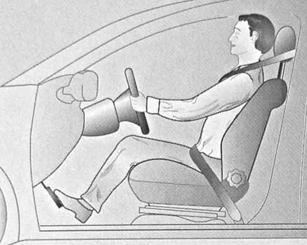 приведите спинку сиденья в