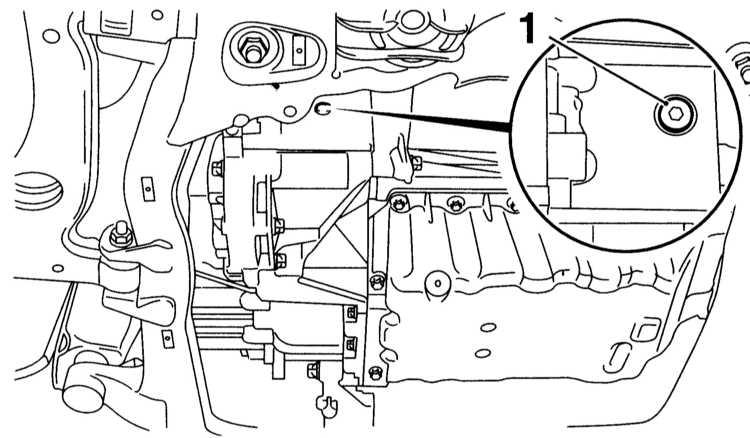На трансмиссиях F23 — в задней