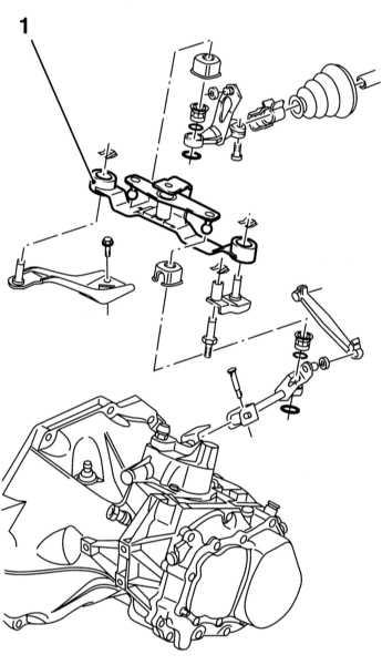 F23 и Элементы механизма