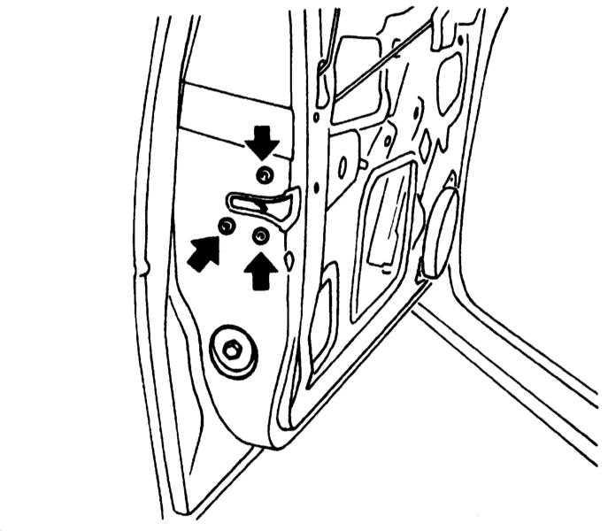Ремонт центрального замка ауди 100