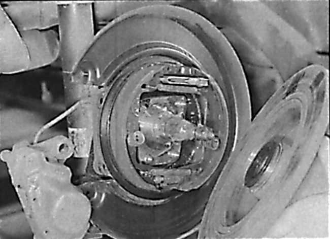 ступица заднего колеса в сборе фото