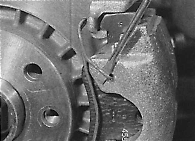 тормозные колодки опель омега 1991г