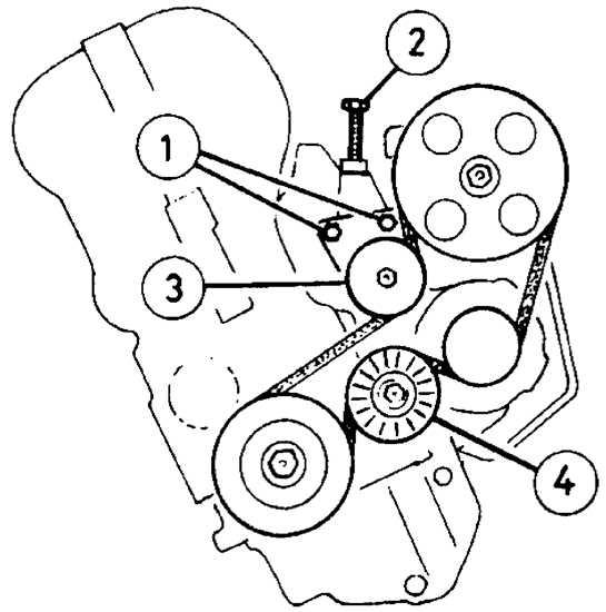 механизма натяжения
