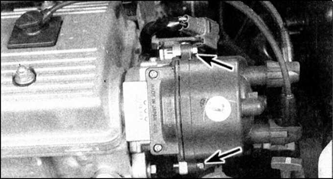 honda 2.7 подключение бронепроводов