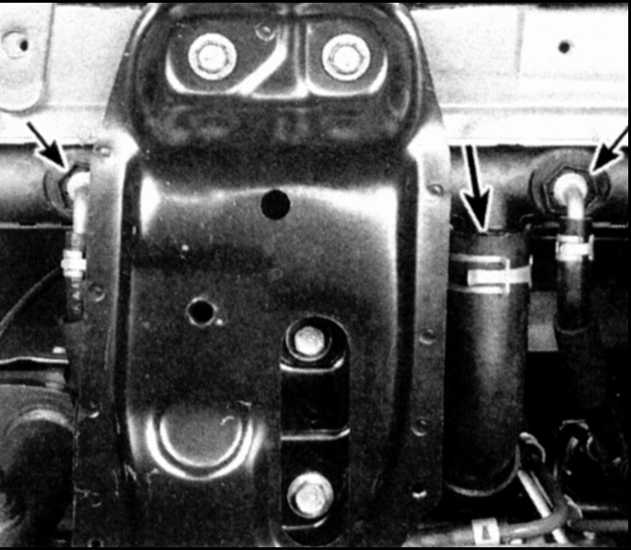 Схема двигателя газель 405