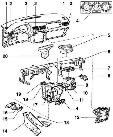 9 – вентилятор отопителя;
