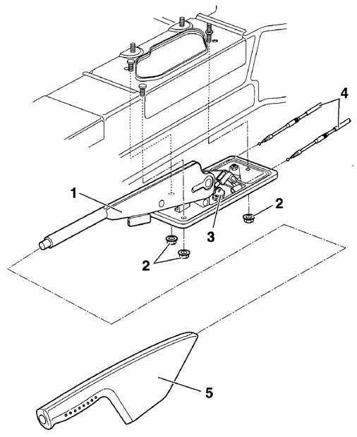 устройство ручного тормоза ford galaxy