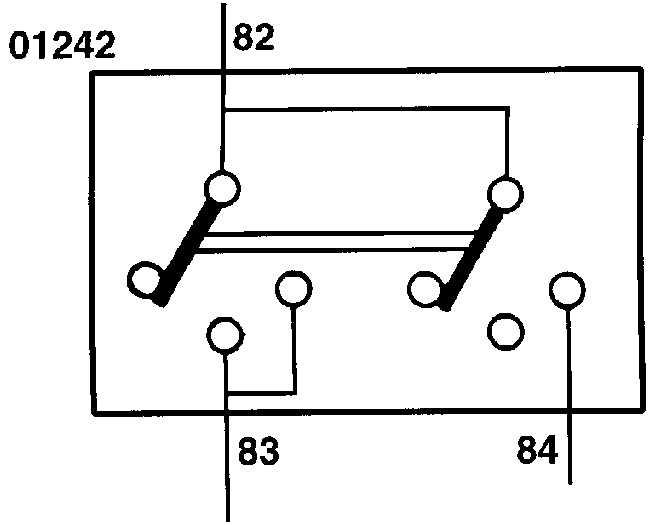 схема включения приборов