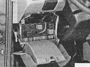 блок предохранителей фольксваген т-4 2000г