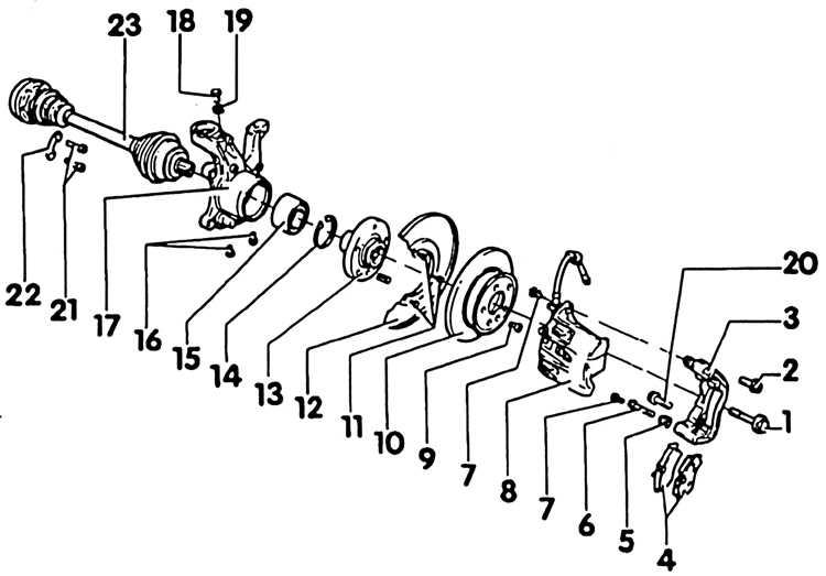 как разобрать вытащить правую полуось volkswagen t4